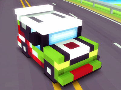 Blocky Highway