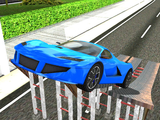 Car Stunt Driving 3d