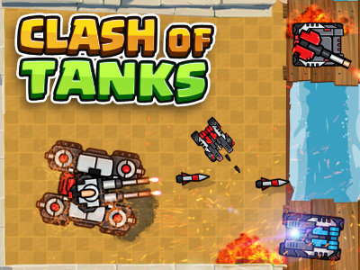 Clash of Tanks
