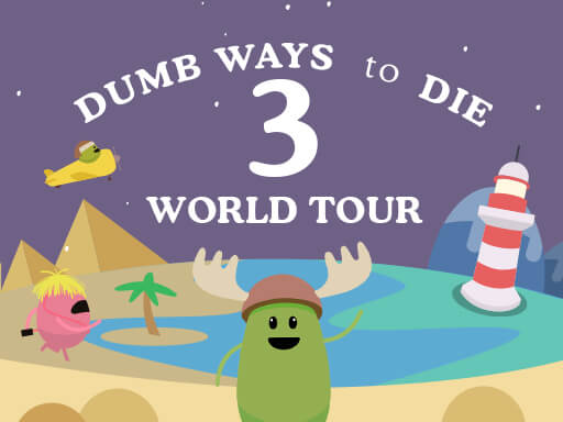 Dumb Ways to Die 3 World Tour