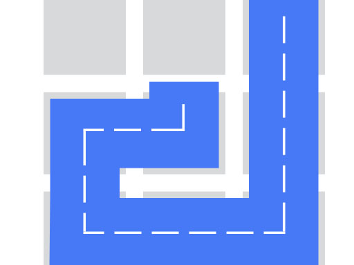fill one line puzzle game