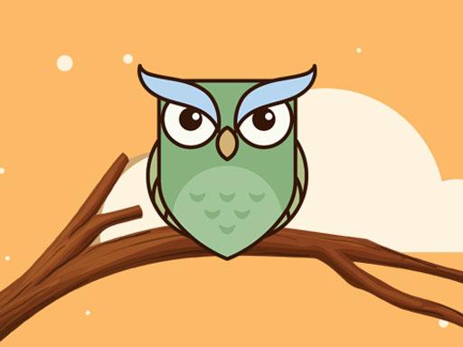 Magic Owl Coloring