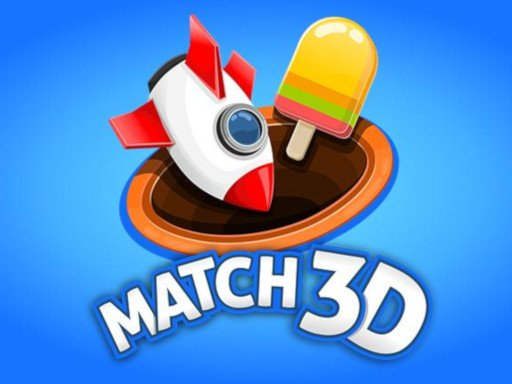 Match 3D - Matching Puzzle