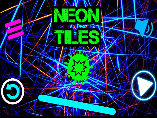 Neon Tiles