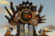 Steampunk Tower Defense