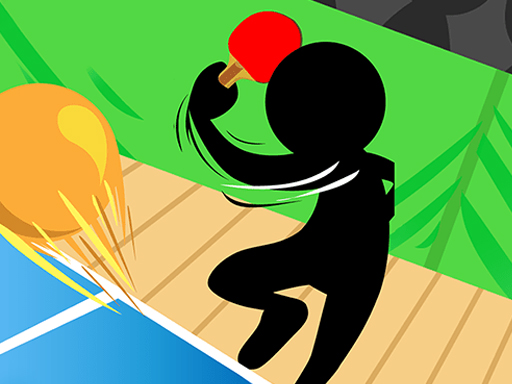 Stickman Ping Pong